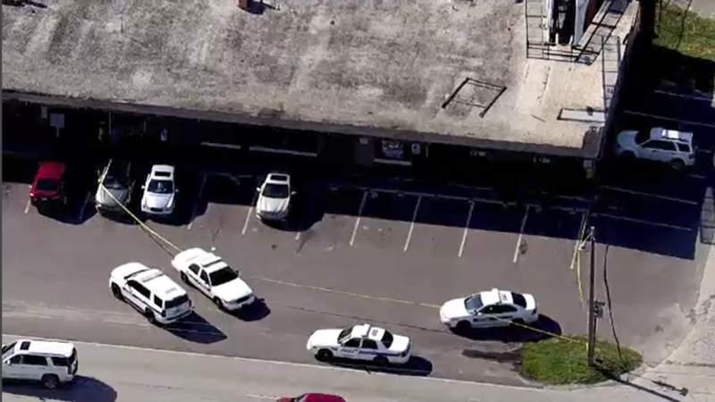 Daytona Beach police investigate a shooting outside Seven Star Food Store on Mason Avenue