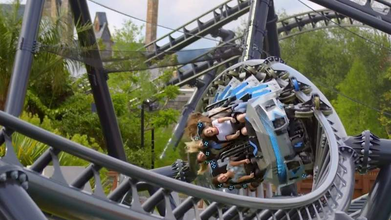 Universal's Jurassic World: Velocicoaster is a gripping, immersive adventure. Here's your thrill-ride guide