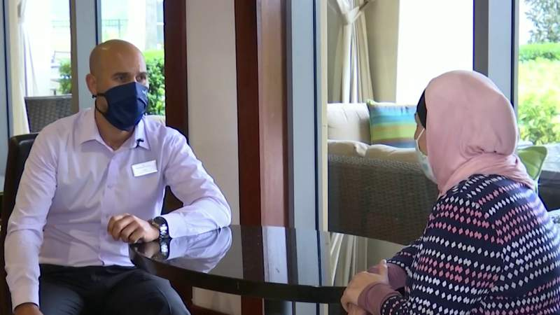 Orlando hotel worker performed CPR for 11 minutes, saving guest's life after heart attack