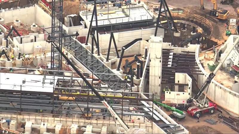 Jurassic Coaster at Universal