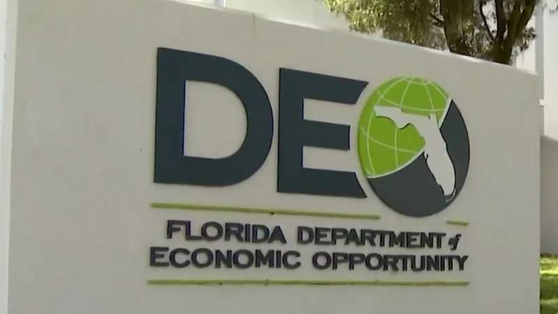 Hundreds of unemployed workers demanding change for DEO benefits system
