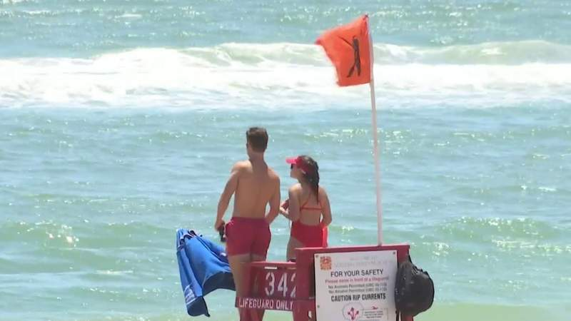 There's a beach lifeguard shortage ahead of Memorial Day weekend