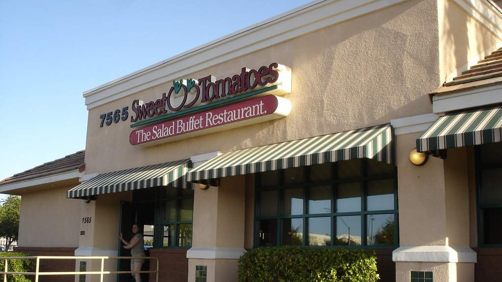 Sweet Tomatoes closing for good amid coronavirus pandemic, report says