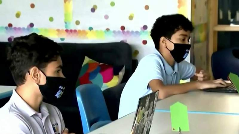 Parents react to education commissioner asking districts to make face masks voluntary next school year