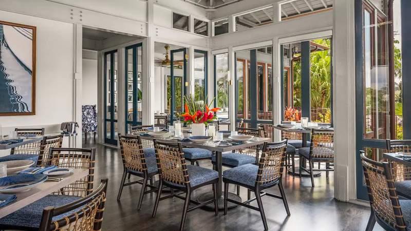 Photo of Richard Blais's new restaurant at Hyatt Regency Grand Cypress in Orlando