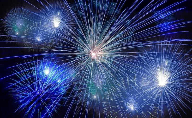 The Fourth of July fireworks show will return to New Smyrna Beach this year, according to the city commission.