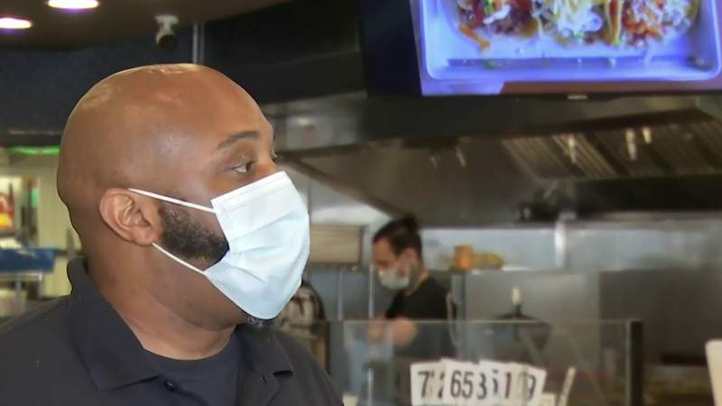 Businesses react to Orange County mask recommendations