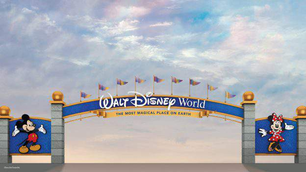 Entrances to Walt Disney World Resort getting a royal makeover