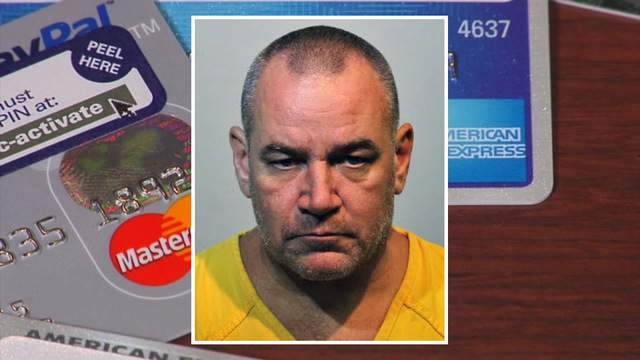 Seminole County Sheriff's Office booking photo of Michael Todd Watters