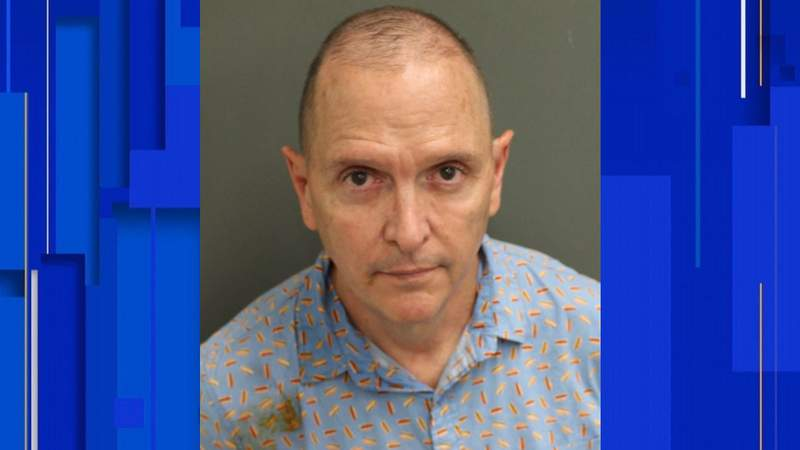 Kenneth Wright. (Image: Winter Park Police Department)