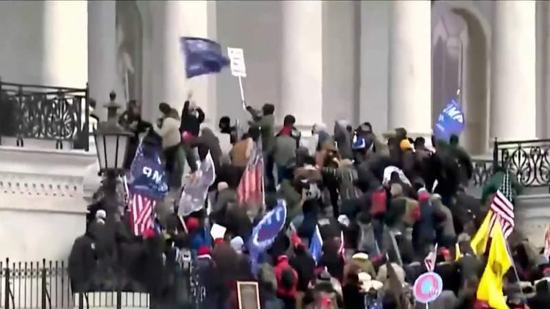 5 Florida men arrested after US Capitol riot