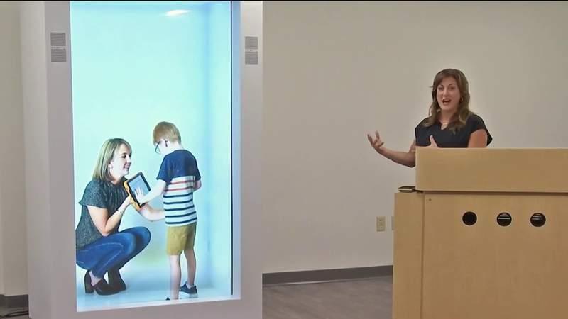 UCF gets lifelike hologram tech to train healthcare students