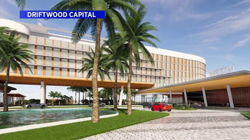 Cocoa Beach set to OK $300M Westin luxury resort at International Palms site
