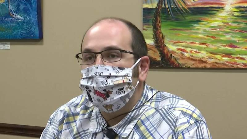 Brevard commissioner seeks mask mandate for people going into businesses