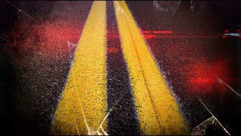 Pedestrian hospitalized after crash in Campbell County