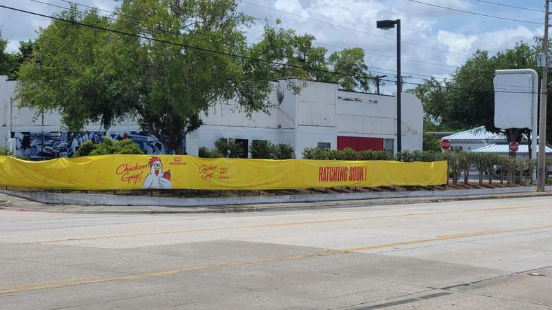 Chicken Guy! location moving into 818 S. Orlando Ave. in Winter Park