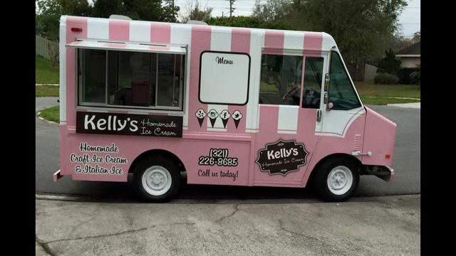 Kelly's Homemade Ice Cream | Photo: Steph L./Yelp