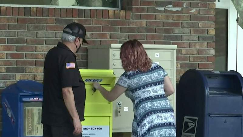 Brevard election officials add security to ballot boxes
