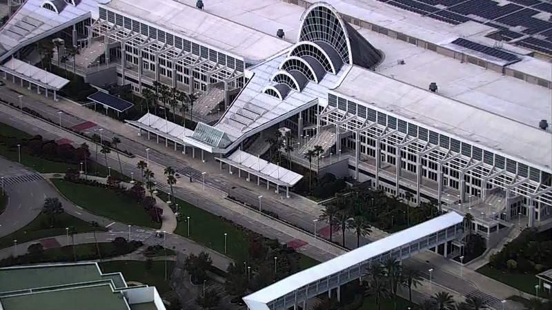 Orange County Convention Center.