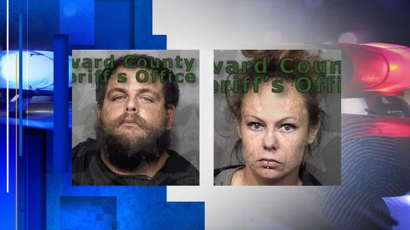 (Right) Bradford Courson, 36   (Left) April Norris, 32
