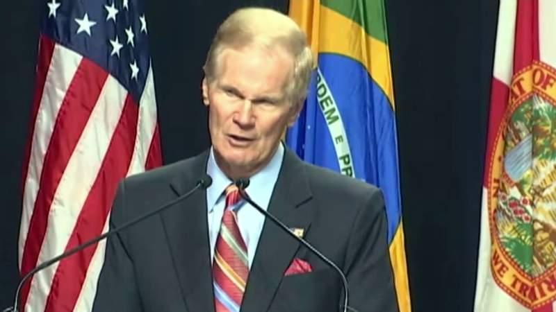 President Biden officially taps former Florida Sen. Bill Nelson to lead NASA