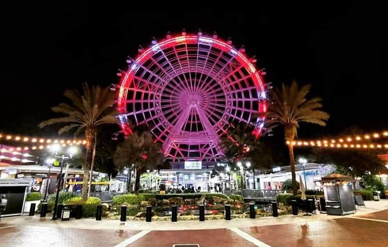 ICON Park The Wheel