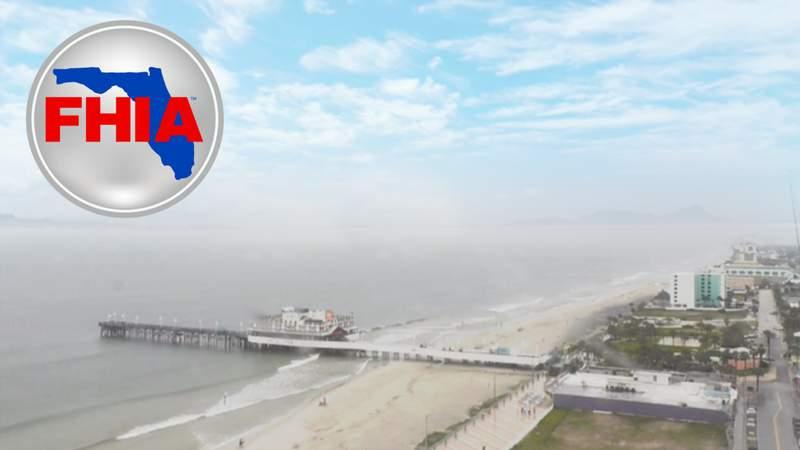 Daytona Beach web cam.