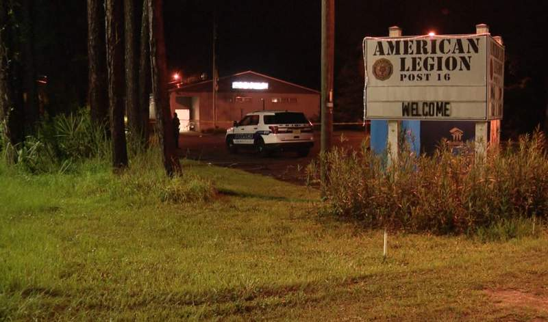 Police say five juveniles were shot at a party in Gainesville.