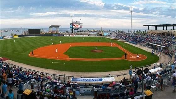 Pensacola Blue Wahoos stadium