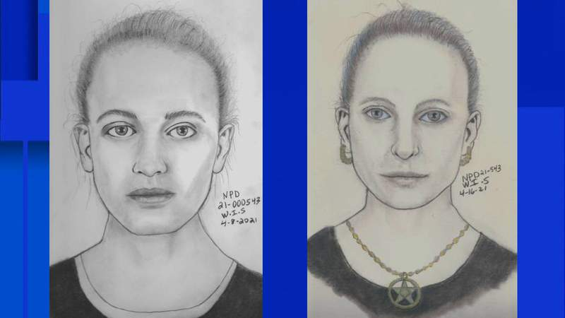 Naples police say they're looking for a woman who stole money from victims while promising to provide witchcraft services.