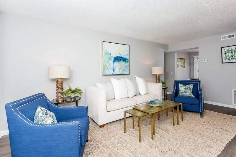 11001 Shoreview Drive.   Photo: Apartment Guide