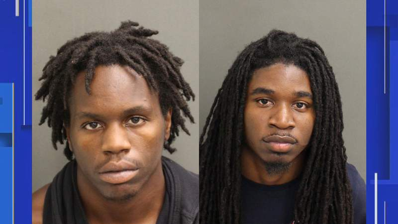 Two men are facing charges of attempted first-degree murder with a firearm, aggravated battery with a firearm, and attempted aggravated assault with a deadly weapon.