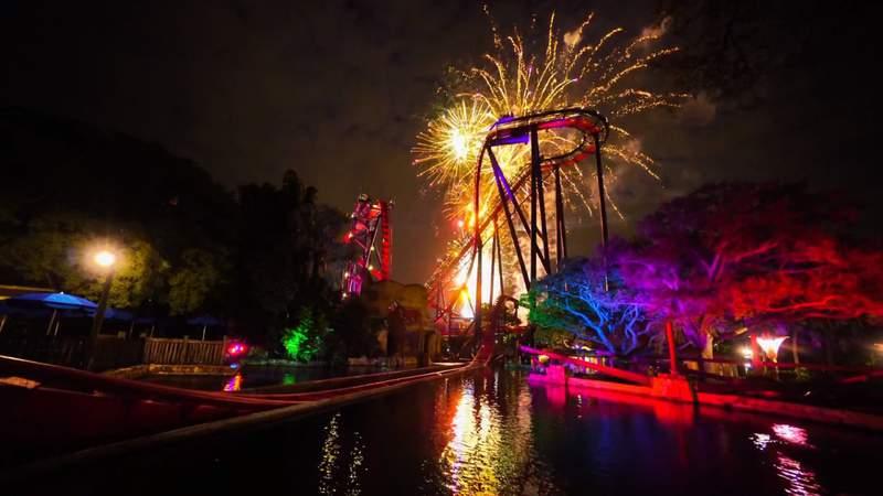 """Busch Gardens """"Summer Nights"""" kicks off May 28. (Busch Gardens Tampa Bay)"""