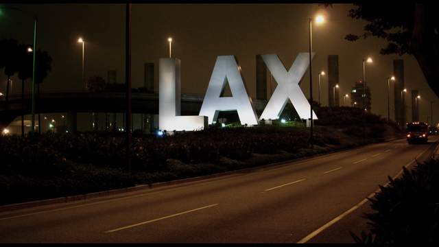 #7 - Los Angeles International Airport (77.40% on-time)