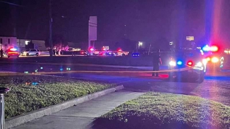 Orlando police say a man was fatally shot on Shader Road on Feb. 15, 2021.