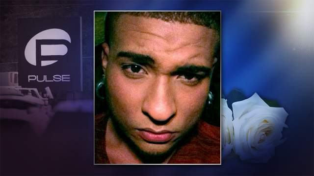 Stanley Almodovar III, 23, died shielding others from gunfire on June 12, 2016.