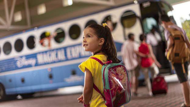 Disney announces plans to end Magical Express transportation service.