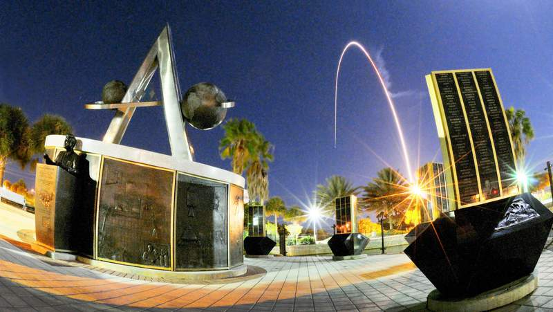 Photo: Craig Rubadoux (Florida Today)