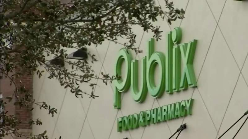 Publix delays vaccine appointment portal reopening as snowstorm affects supply