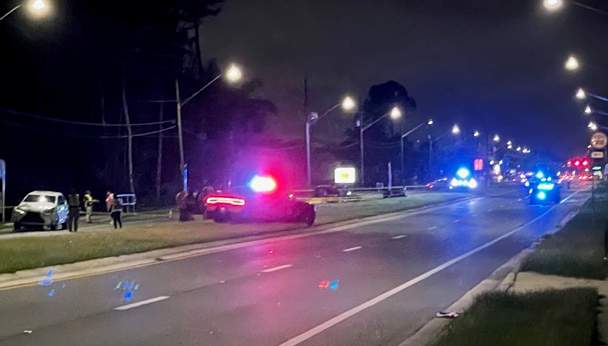 Two people are dead after a three-vehicle crash in southeast Orange County, according to the Florida Highway Patrol.