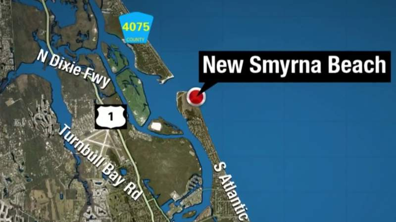Sharks bite 12-year-old boy, 71-year-old man in Volusia County