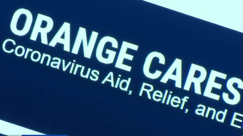 Orange County CARES Act portal closes in less than hour