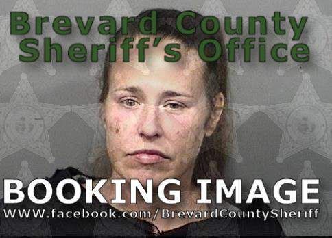 Jessica Lawton is accused of driving under the influence while speeding toward a Publix grocery store. Officers said she thought she left her child behind. (Brevard County Jail)