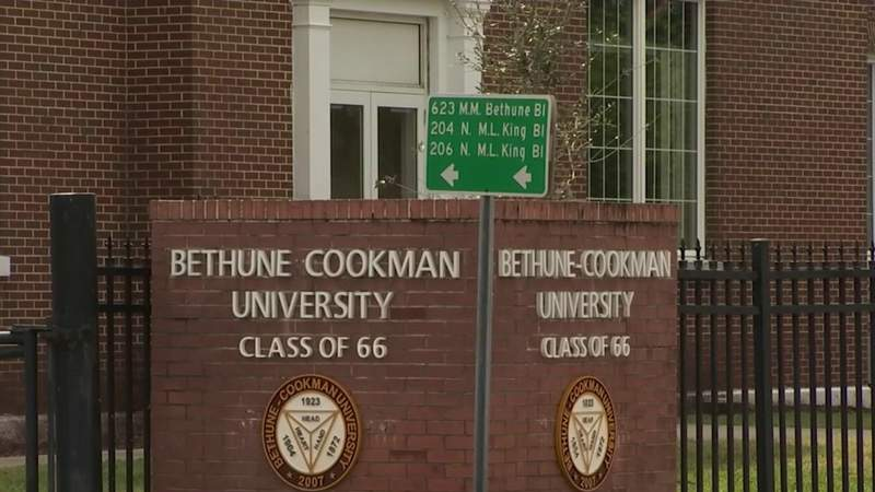 Bethune-Cookman University welcoming students back to campus