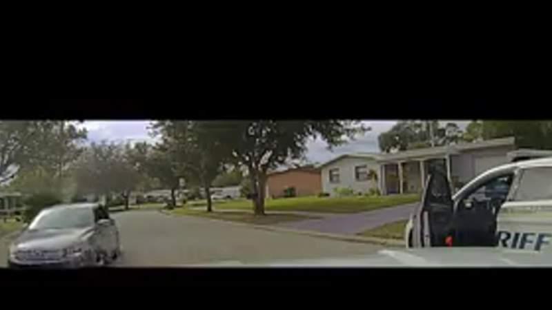 Brevard deputy-involved shooting dashcam video