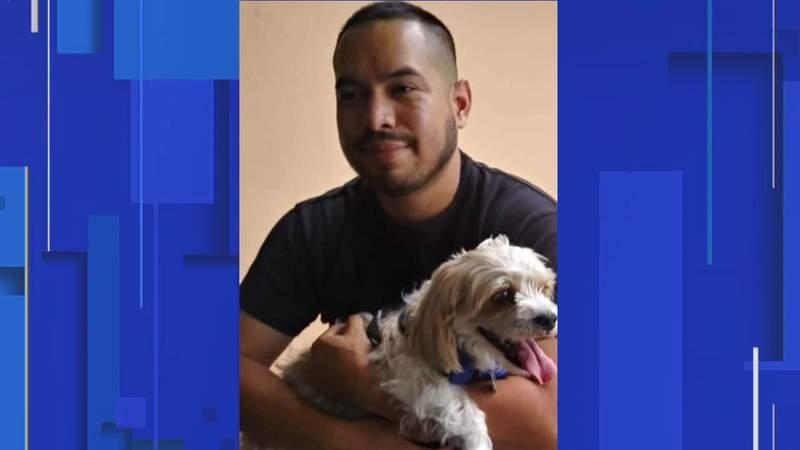 Osceola County deputies are searching for Jonathan Elias Almendarez, 28, of Kissimmee.