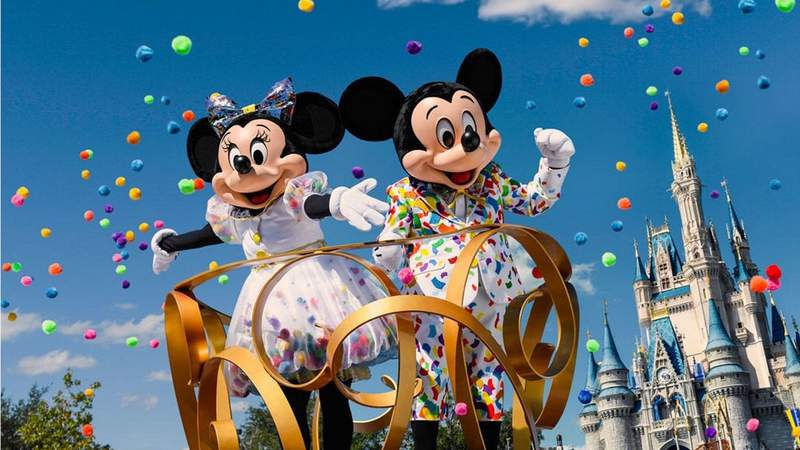 According to Walt Disney World, Mickey has had 136 different outfits over the years. (Image: Disney)
