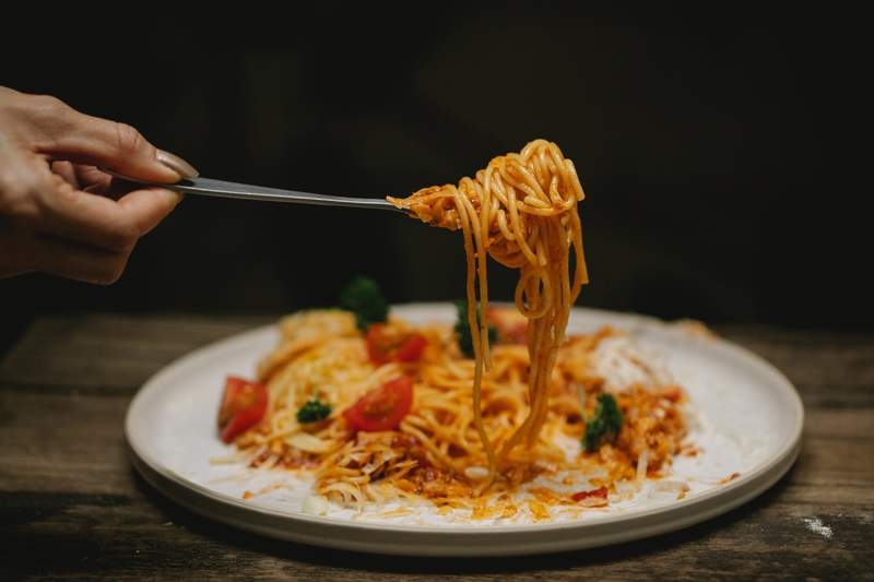There is noting better than cheese and pasta, right?