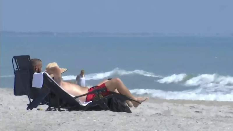 Some beach restrictions relaxed in parts of Brevard, Flagler counties