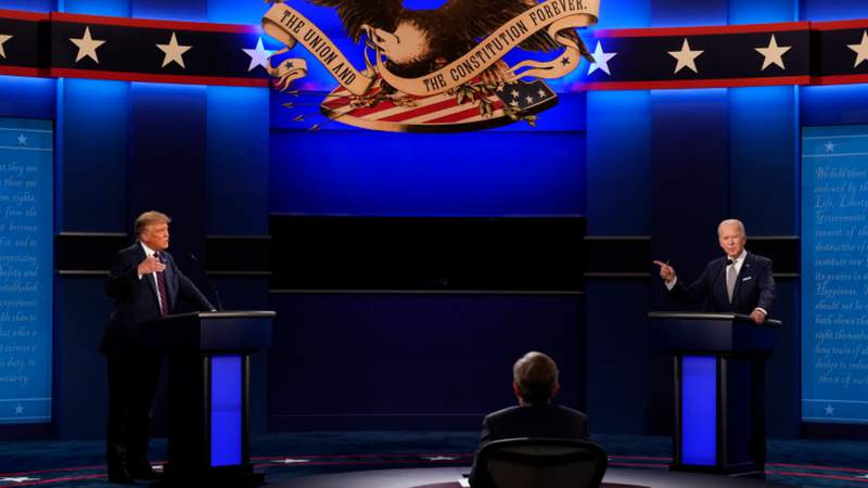 Central Florida political expert said he's never seen a presidential debate like this